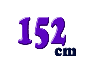 152cm